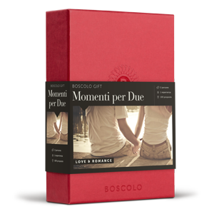 Offerte week end Romantico: cofanetto Momenti per Due | Boscolo Gift