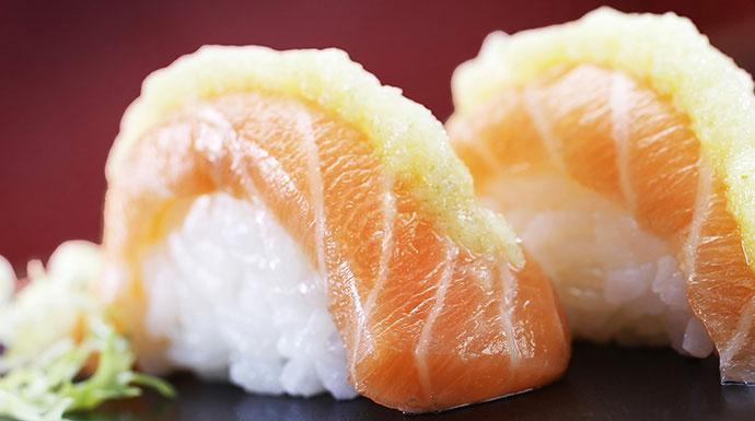 Cucina giapponese - il sushi