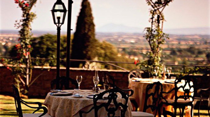 Esperienze e Week end Relais Il Falconiere, Cortona il falconiere