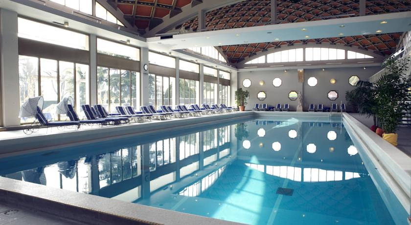 Abano Ritz Spa Wellfeeling Resort Italy
